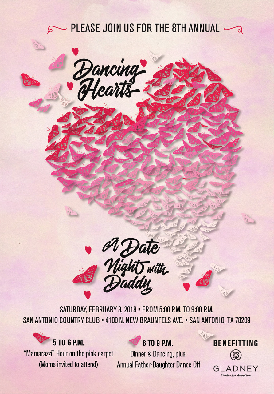 San Antonio Dancing Hearts A Date Night With Daddy Iamgladney Org